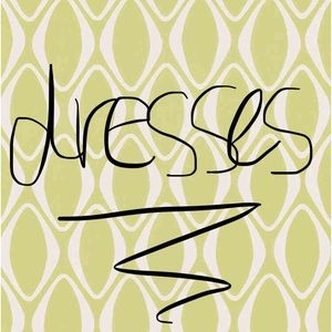 All dresses section
